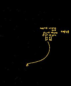 ogólnapostać macierzy ortogonalnej stopnia drugiego
