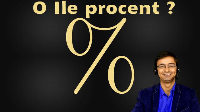 o ile procent się zmieniło